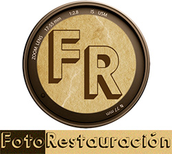Fotorestaurador - logo de fotorestauracion.es